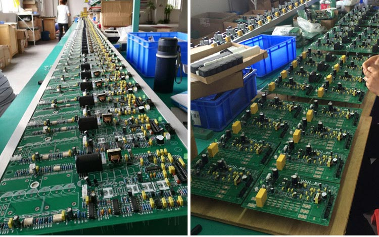 Tanfon Inverter Factory