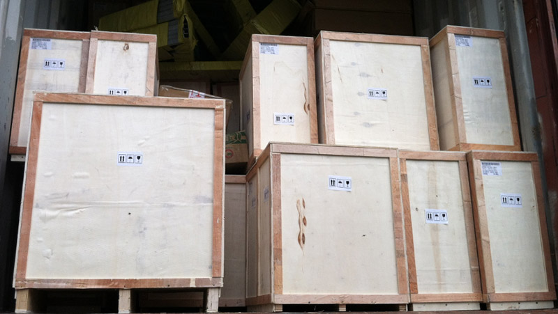 solar inverter packing