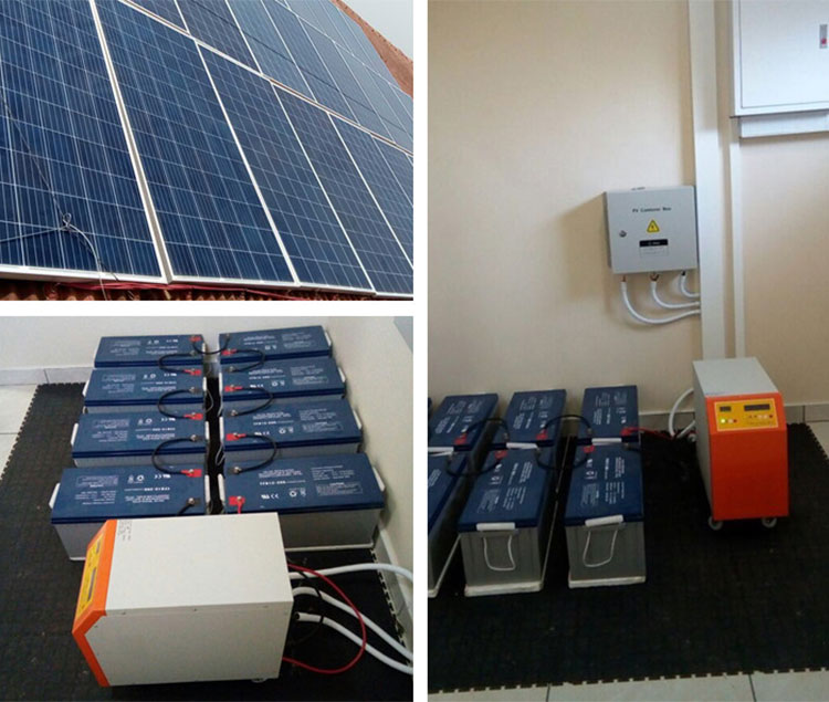 SC series off grid 10kw single phase solar inverter