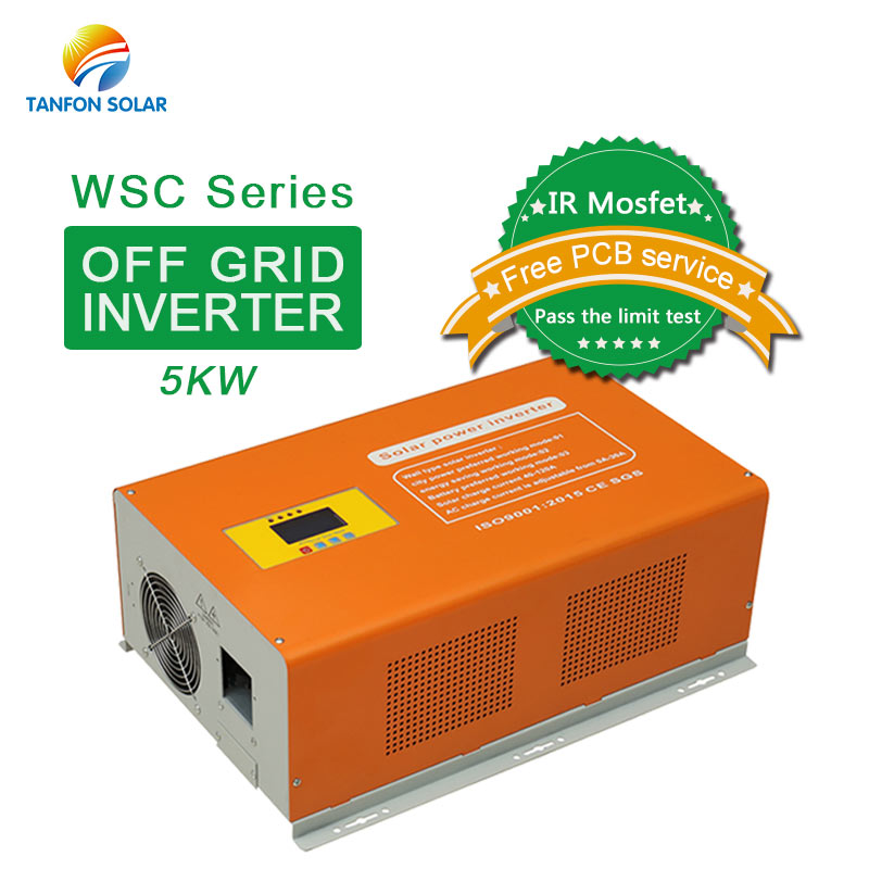 off grid 5000w solar inverter