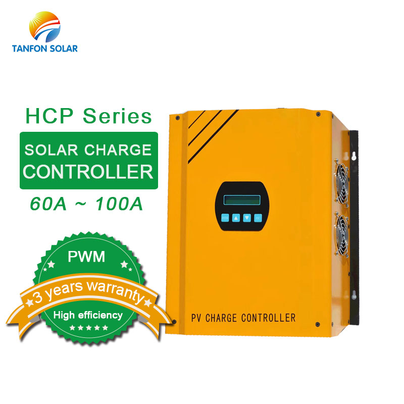 50A 75A 100A solar charge controller