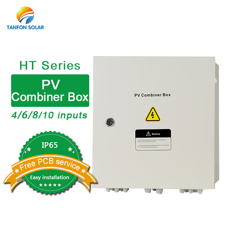 Tanfon HT series pv array combiner box
