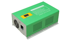 What is a DC to AC inverter
