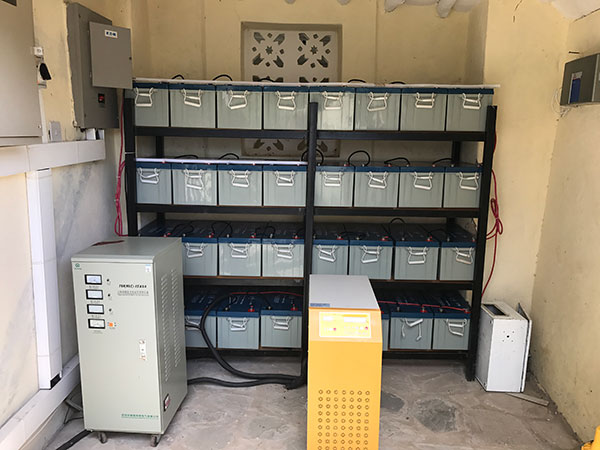 SC series 5kw off grid solar inverter