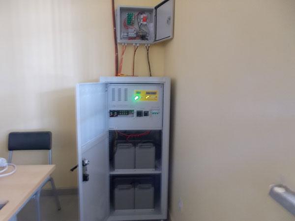 Three phase off grid IGBT 15kw solar inverter