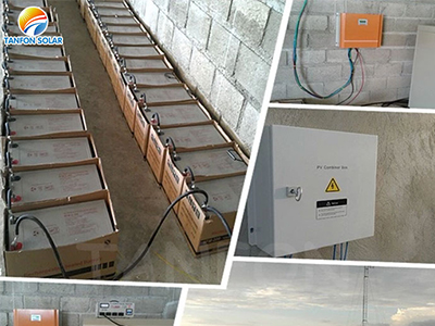 Mr. Mango received 15KW IGBT inverter in Somalia