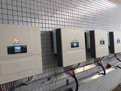 50kw on grid solar inverter in Thailand