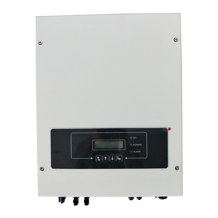 single phase 1kw 2kw 3kw PV on grid solar inverter