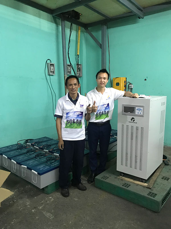 Three phase off grid 20kw solar inverter with IGBT-4