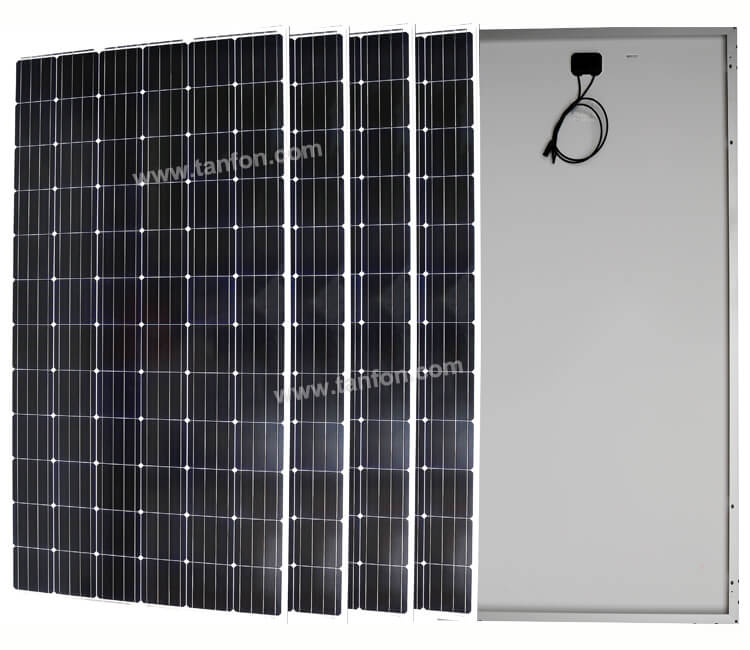 High efficiency 72cell 320w solar panels for home
