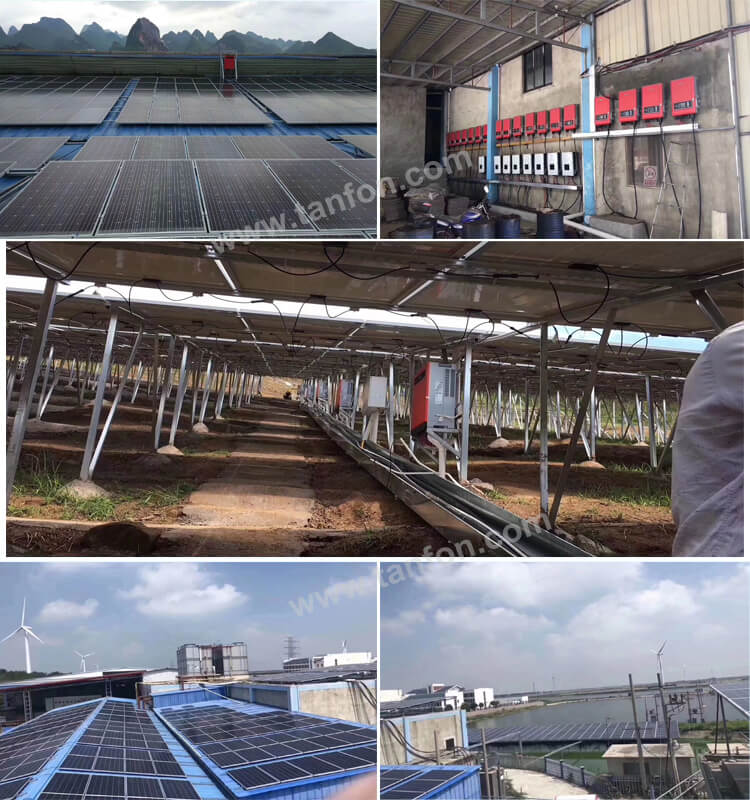 photovoltaic solar panels 1.2M system