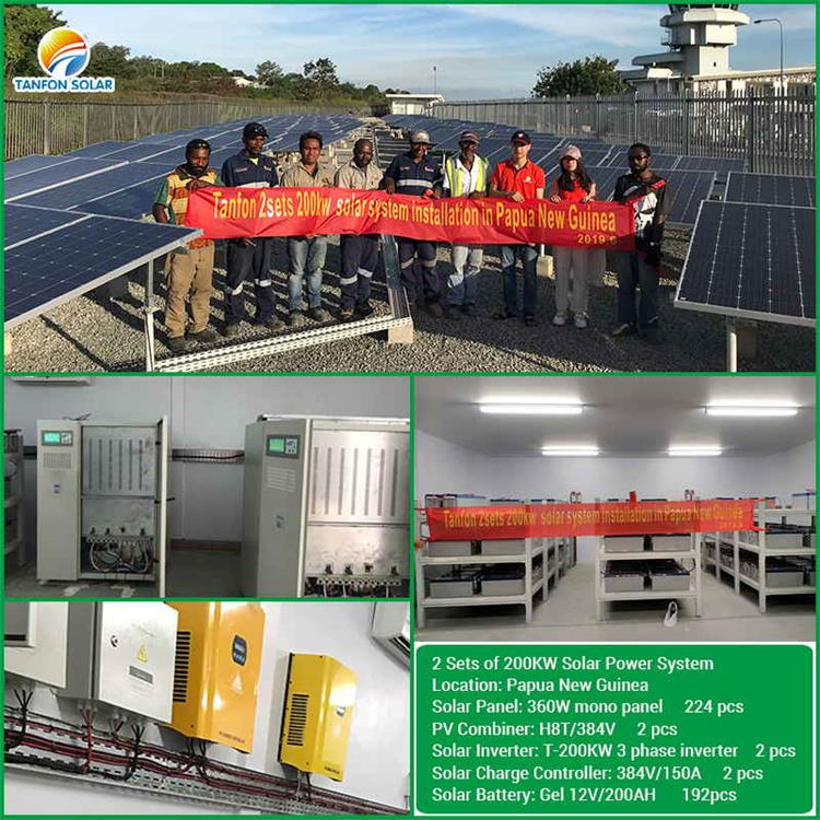 200kw three phase inverter