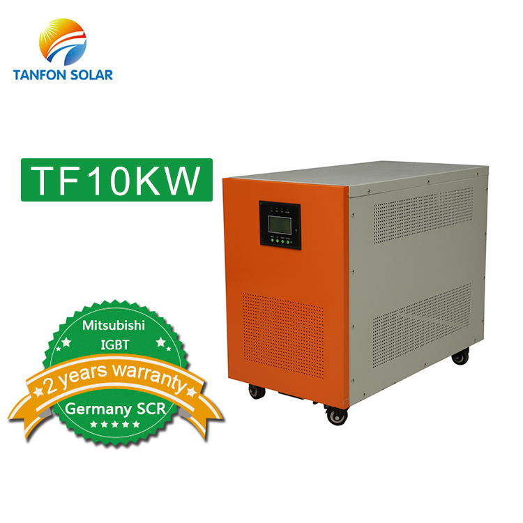 Low frequency 10KW 96V off grid residential PV inverter