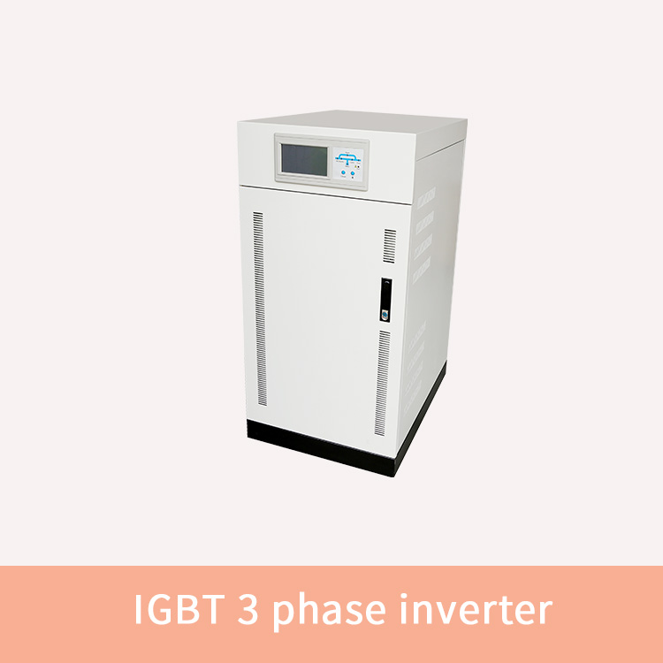 IGBT 3 phase inverter 5kw-300kw