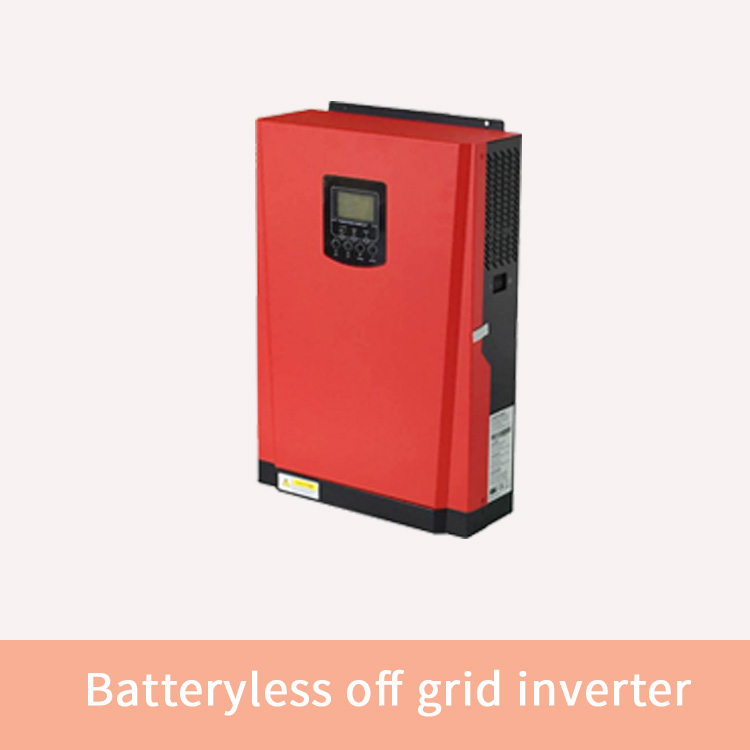 Batteryless off grid inverter 3kw-5kw