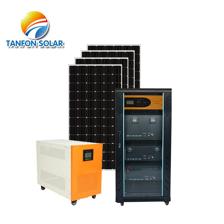 36amp 8000watt solar lighting system for home