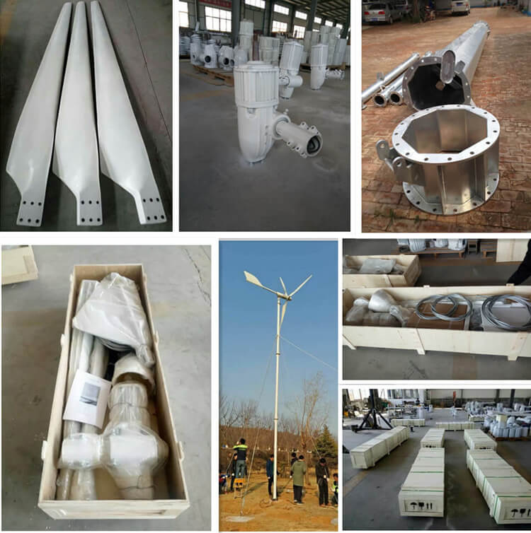 wind turbine kits