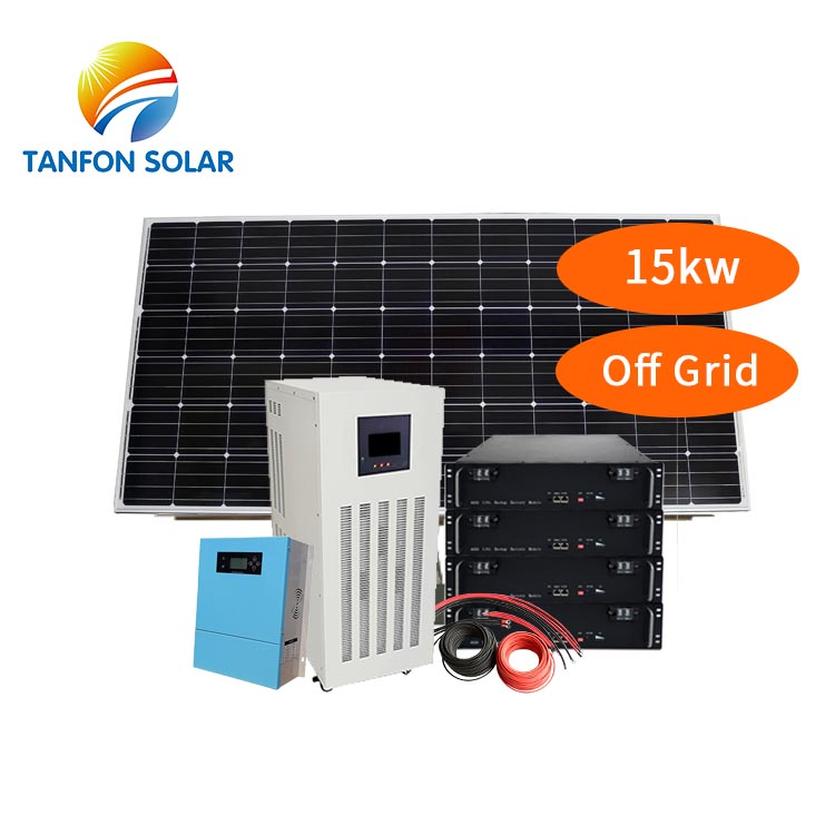 15kw solar system for home use in Zambia
