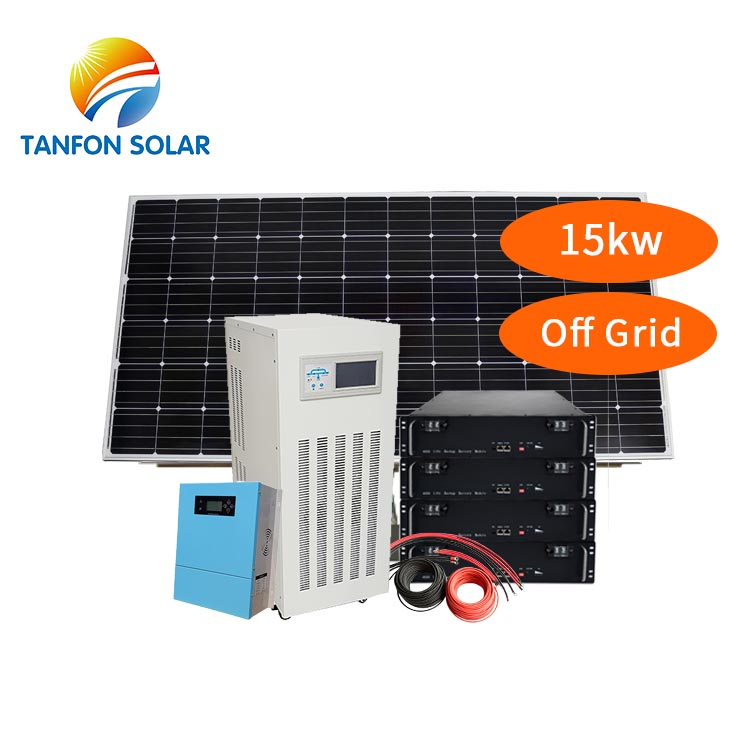 15kw solar system with battery backup price in Sri Lanka