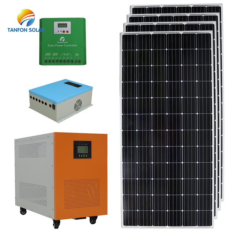 5 Kilowatt Solar panel installation​ Price