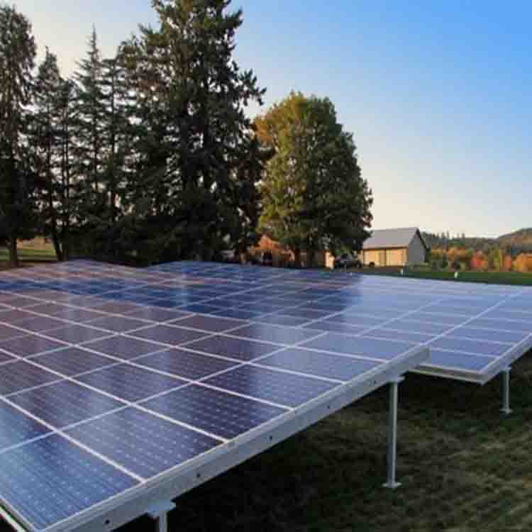 Manufacturers Of Solar Products 70KW On Grid Whole House Solar System