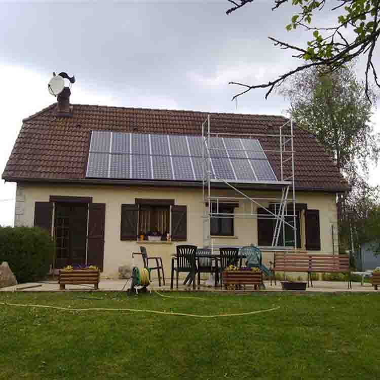 solar panel installation​ Suppliers Free Design 30 KWH Solar System Price