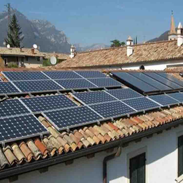 solar system for house 3kw-80kw Solar installation Solution Supplier