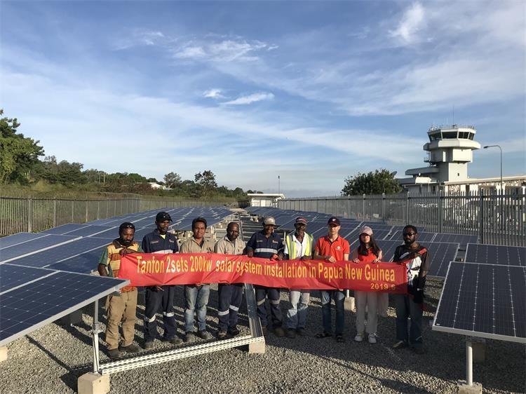 50kw solar energy system