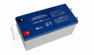 200Ah solar battery